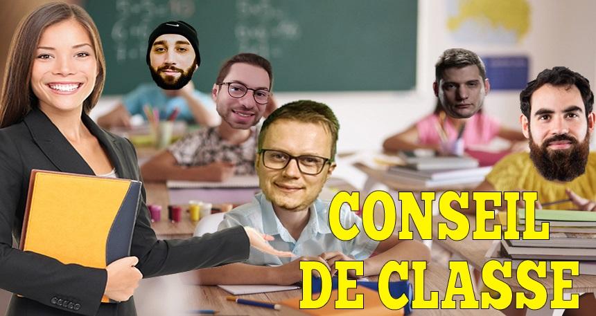 Le Conseil de Classe #1