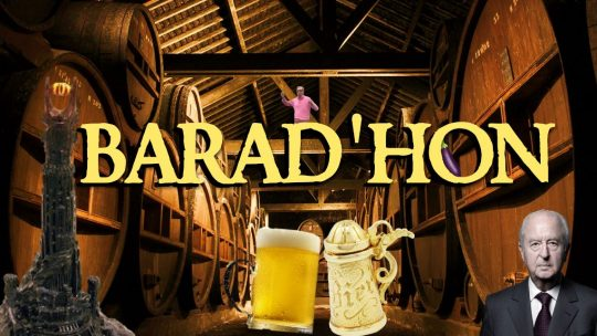 FrenchCraft présente le Barad'hon