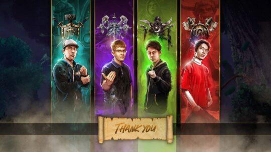 L'ESL et Warcraft 3 : c'est fini