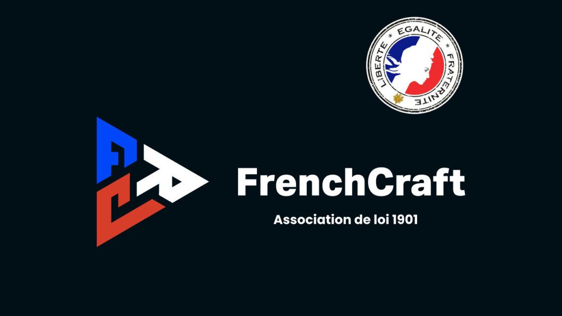 FrenchCraft officiellement une association !