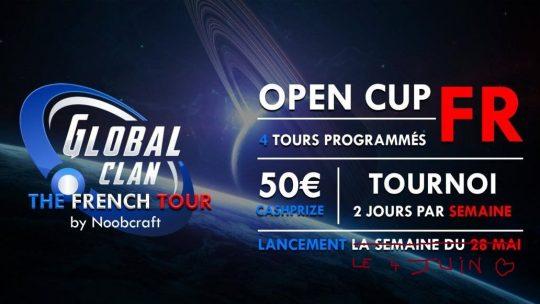 ToD remporte la GlobalClan French Tour #2