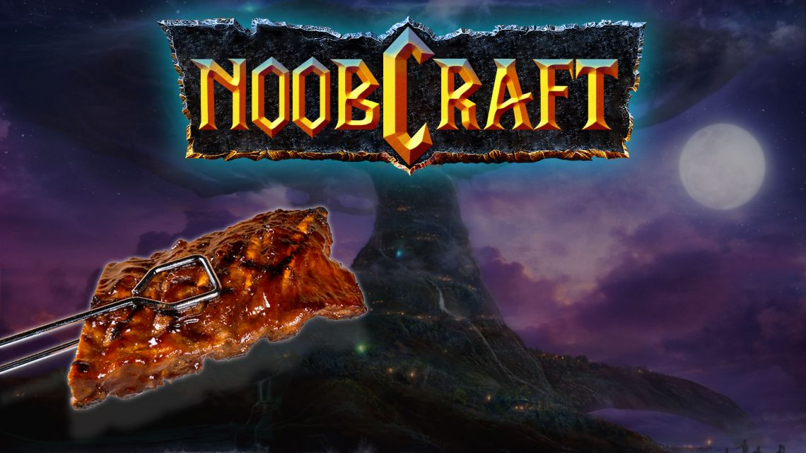 Noobcraft TV : Warcraft 3 et chipolatas