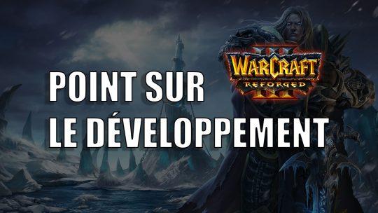 Des nouvelles du front : Development Update