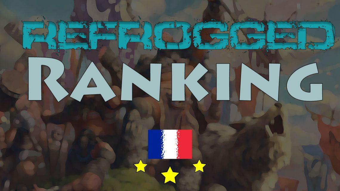Les joueurs français de juin – Refrogged Ranking