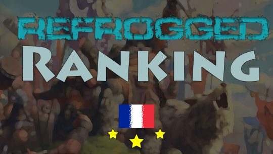 Les joueurs français de mai – Refrogged Ranking