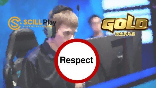Et le respect, bordel