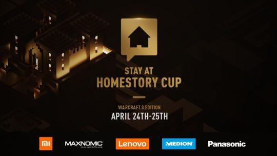 Stay At Homestory Cup – Happy remporte la grande finale contre Spiral