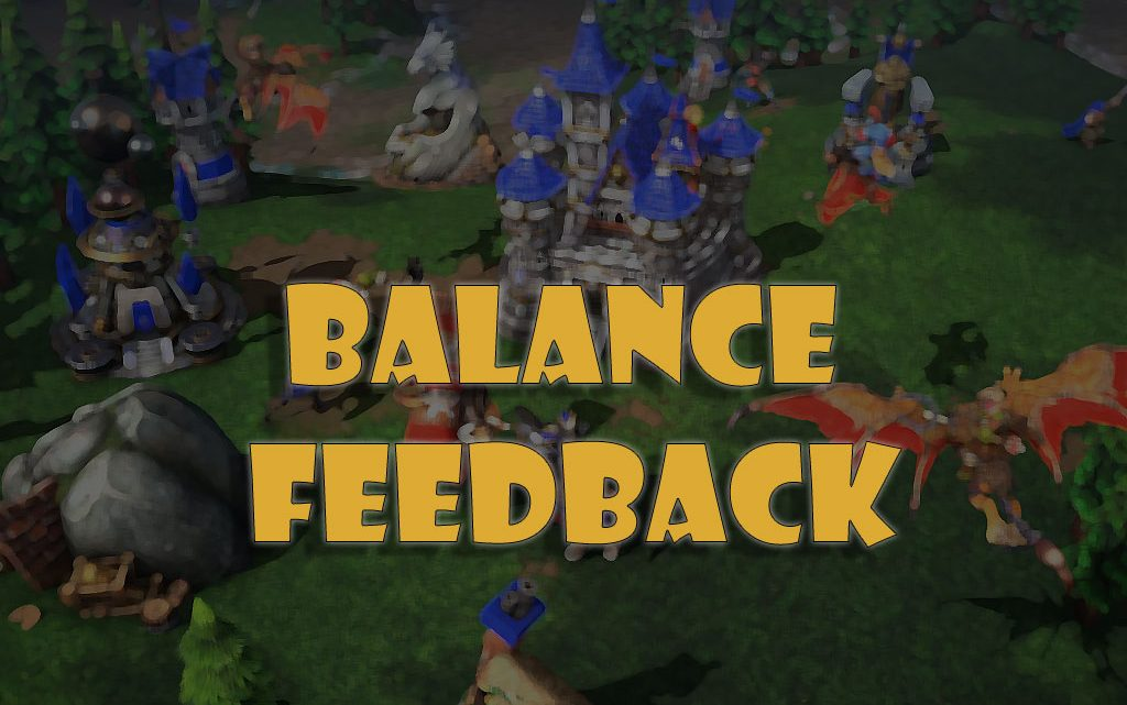 Words from the Scene – Balance Feedback