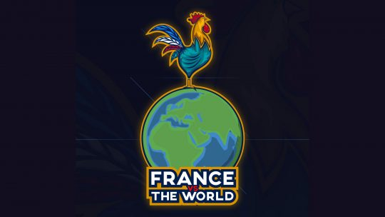 France vs The World – Qualifier #1: KraV & SyDe qualifiés, ToD vainqueur