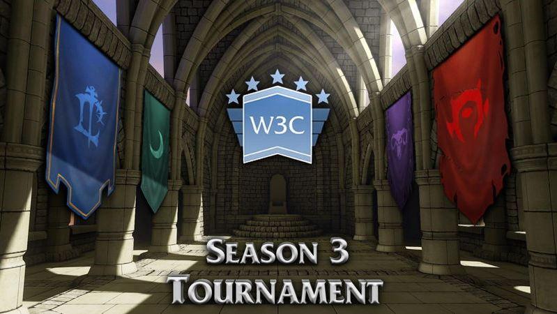 Deuce et Happy remportent le tournoi W3C S3